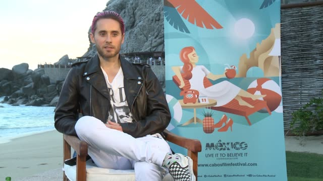 CLEAN Jared Leto Attends The 4th Annual Los Cabos International Film Festival Opening Night Gala on November 11 2015 in Cabo San Lucas Mexico