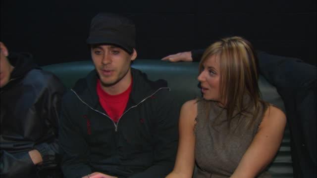 Jared Leto Flirting Part 02