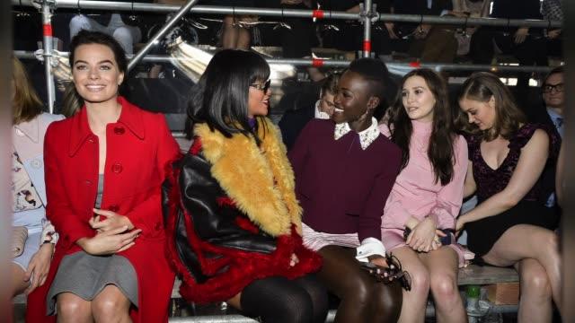 Jared Leto Lupita Nyong'o Rihanna Elizabeth Olsen Keira Knightley Kanye West Jessica Alba Jason Bateman Kathryn Hahn Allison Janney