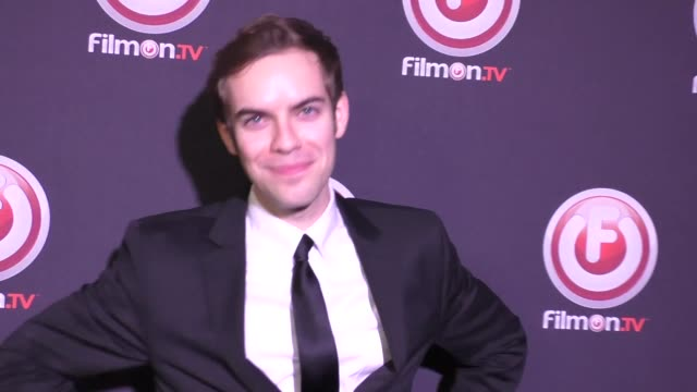 Jared Van Doorn at the Bob Thunder Internet Assassin Premiere at Egyptian Theatre in Hollywood at Celebrity Sightings in Los Angeles on October 27...