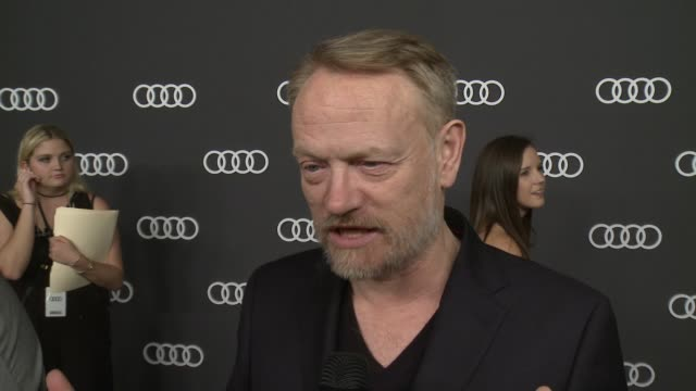 INTERVIEW Jarred Harris on this Audi preEmmy event has been the favorite way for Hollywood to kickoff Emmy's week for seven years at Audi Celebrates...