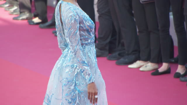Jasmine Tookes at 'The Traitor ' Red Carpet Arrivals The 72nd Cannes Film Festival on May 23 2019 in Cannes France