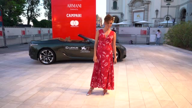 ITA: 'Nomadland', Red Carpet Arrival, 77th Venice Film Festival