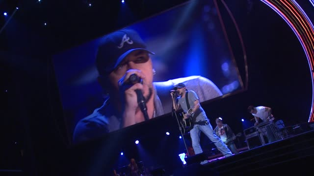 PERFORMANCE Jason Aldean at People's Choice Awards 2013 Media Day on 1/8/13 in Los Angeles CA