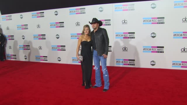 jason aldean at the 2010 american music awards arrivals at los angeles ca - american music awards stock videos and b-roll footage