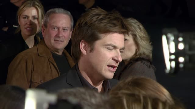 jason bateman at the 'juno' premiere at the mann village theatre in westwood california on december 3 2007 - regency village theater stock videos & royalty-free footage