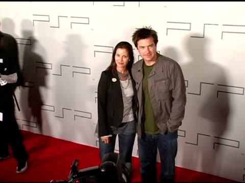 Jason Bateman at the PretaPSP Accessories Show at Pacific Design Center in West Hollywood California on March 14 2005