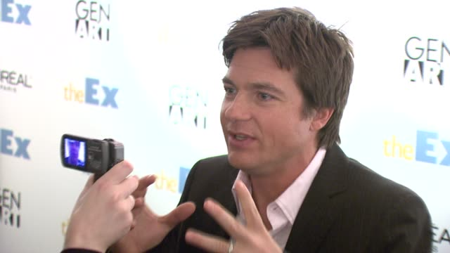 jason bateman at the 'the ex' premiere at director's guild of america in new york new york on may 3 2007 - director's guild of america stock videos & royalty-free footage