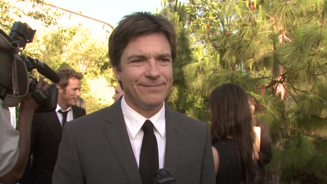 jason bateman on the event homelessness at the 7th annual chrysalis butterfly ball at los angeles california - chrysalis butterfly ball video stock e b–roll