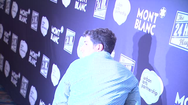 Jason Biggs at Montblanc Presents The 3rd Annual 24 Hour Plays In Los Angeles on 6/22/13 in Los Angeles CA