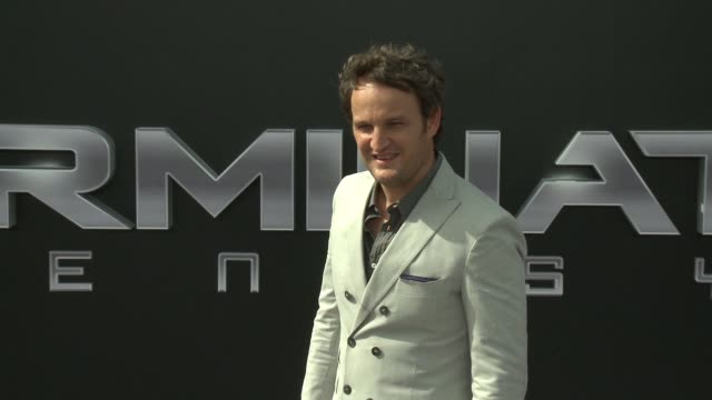Jason Clarke at the Premiere Of Paramount Pictures' Terminator Genisys at Dolby Theatre on June 28 2015 in Hollywood California