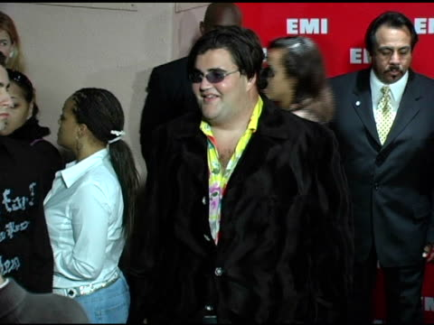 jason davis at the emi post-grammy awards bash at the beverly hilton in beverly hills, california on february 13, 2005. - emi grammy party stock videos & royalty-free footage