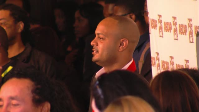 vidéos et rushes de jason farmer at the 22nd annual ascap rhythm and soul awards at beverly hills ca - ascap
