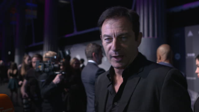 jason isaacs at the british independent film awards on december 04 2016 in london england - jason isaacs stock videos & royalty-free footage