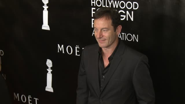 jason isaacs at the hollywood foreign press association's annual grants banquet dinner at the beverly wilshire four seasons hotel on august 13 2015... - jason isaacs stock videos & royalty-free footage
