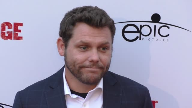 jason james richter at the premiere of 'last rampage the escape of gary tison' from epic pictures releasing at arclight cinemas on june 23 2017 in... - arclight cinemas hollywood 個影片檔及 b 捲影像