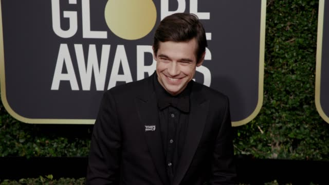 Jason Ralph at the 75th Annual Golden Globe Awards at The Beverly Hilton Hotel on January 07 2018 in Beverly Hills California