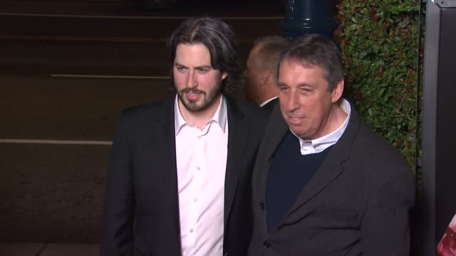 Jason Reitman and Ivan Reitman at 'Young Adult' Premiere on in Los Angeles CA