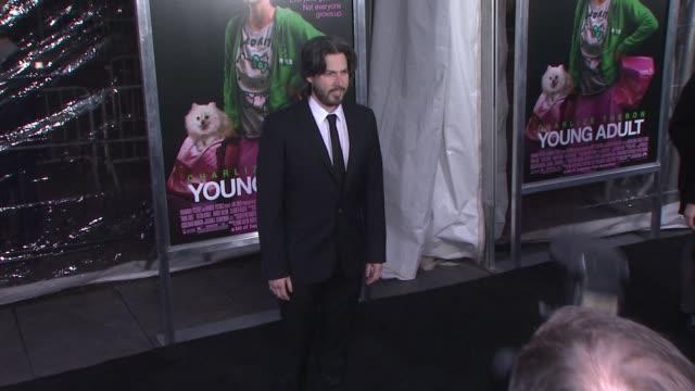 Jason Reitman at 'Young Adult' World Premiere Arrivals Red Carpet New York NY United States