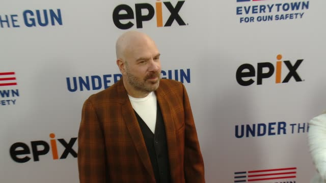 jason stuart at the under the gun los angeles premiere at samuel goldwyn theater on may 03 2016 in beverly hills california - samuel goldwyn theater stock videos & royalty-free footage