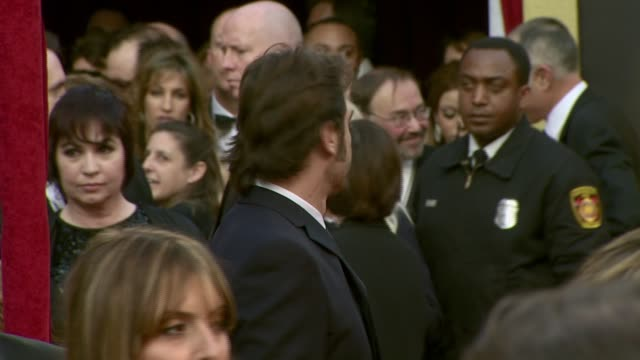 Javier Bardem at the 2008 Academy Awards at the Kodak Theatre in Hollywood California on February 24 2008