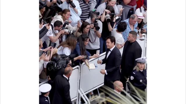 Javier Bardem attends the opening ceremony and screening of The Dead Don't Die during the 72nd annual Cannes Film Festival on May 14 2019 in Cannes...