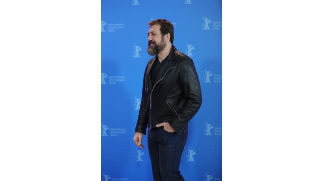 berlin germany february 26 javier bardem attends the the roads not taken photo call during the 70th berlinale international film festival berlin at... - gif stock videos & royalty-free footage