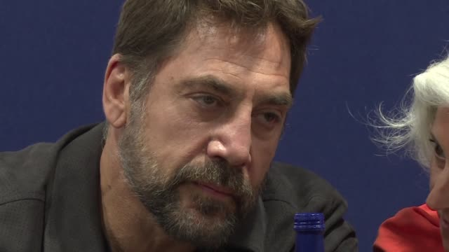 Javier Bardem is the guest of honour of the Spanish Film Festival which is being held until 7 April in Nantes