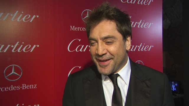 Javier Bardem on how it feels to be a part of one of the top 5 film festivals in the country what he likes about coming to Palm Springs for an award...