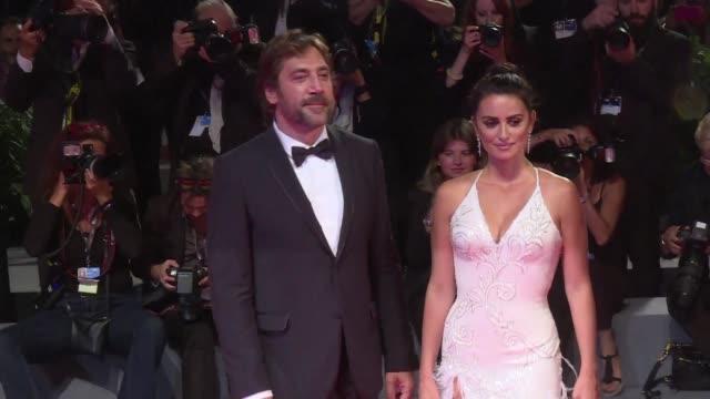 Javier Bardem y Penelope Cruz llevan al festival de Venecia Loving Pablo del director español Fernando Leon de Aranoa