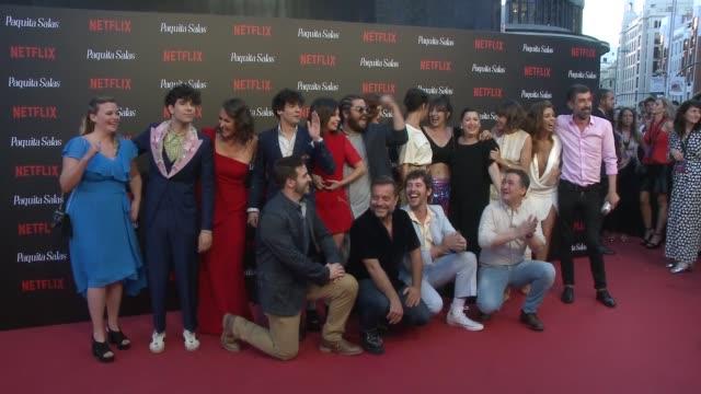 Javier Calvo and Javier Ambrossi attend World Premiere of Netflix's Paquita Salas Season 2