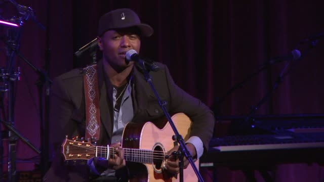 javier colon at the 2011 angel ball to benefit gabrielle's angel foundation at new york ny - colon stock videos and b-roll footage