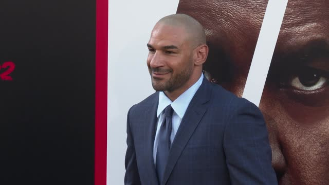 Jay Hieron at the 'The Equalizer 2' Premiere at TCL Chinese Theatre on July 17 2018 in Hollywood California