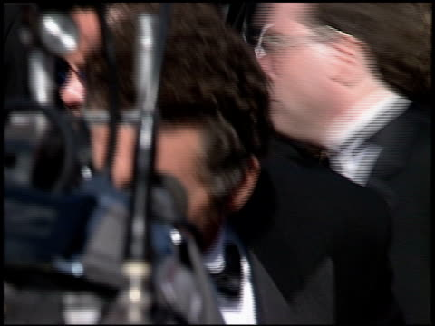 jay leno at the 1994 emmy awards at the pasadena civic auditorium in pasadena, california on september 11, 1994. - pasadena civic auditorium stock videos & royalty-free footage