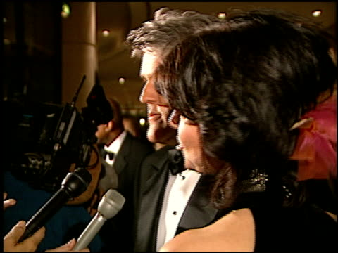 jay leno at the carousel of hope gala at the beverly hilton in beverly hills, california on october 25, 1996. - tv司会 ジェイ・レノ点の映像素材/bロール