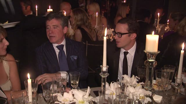 jay mcinerney darren aronofsky and guests at the vacheron constantin celebrates grand opening of first ever us boutique at new york ny - darren aronofsky stock videos and b-roll footage