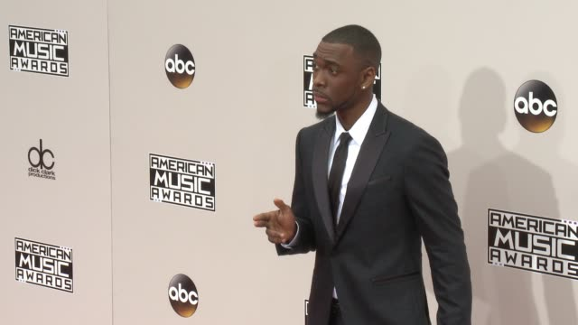 jay pharoah at 2016 american music awards at microsoft theater on november 20 2016 in los angeles california - jay pharoah stock videos and b-roll footage