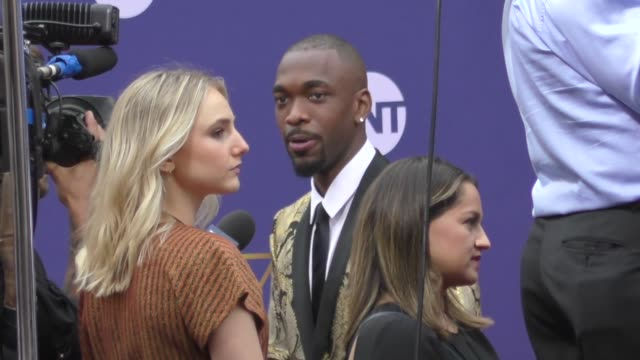 jay pharoah at afi's life achievement award honoring denzel washington at dolby theatre in hollywood in celebrity sightings in los angeles - jay pharoah stock videos and b-roll footage