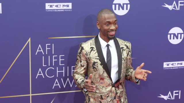 jay pharoah at the 2019 afi life achievement award gala honoring denzel washington at dolby theatre on june 06 2019 in hollywood california - jay pharoah stock videos and b-roll footage