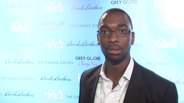 jay pharoah on playing the bartender in this film jokes that he's upset his character is only one who doesn't get a relationship storyline on why he... - jay pharoah stock videos and b-roll footage