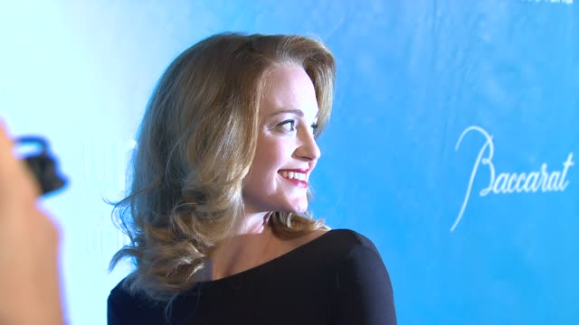 jayma mays at 2011 unicef ball presented by baccarat in los angeles ca - jayma mays stock videos and b-roll footage