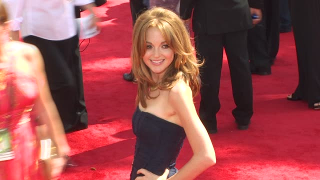 jayma mays at the 62nd primetime emmy awards arrivals at los angeles ca - jayma mays stock videos and b-roll footage