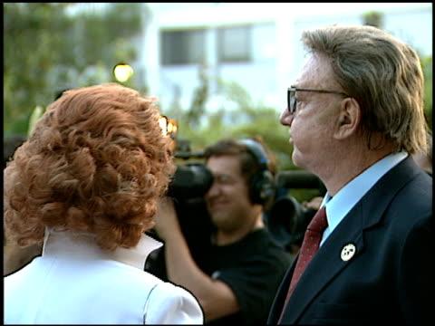 vídeos y material grabado en eventos de stock de jayne meadows at the 1996 emmy nomination party at the marque hotel in westwood california on september 4 1996 - westwood