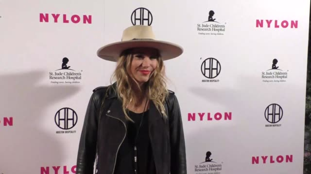 BC Jean at the NYLON Magazine Hosts Muses And Music Party at No Vacancy in Hollywood on February 09 2016 in Los Angeles California