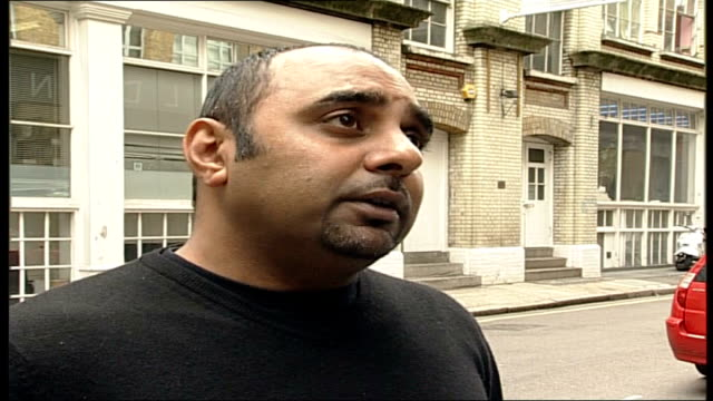 police officers not to face charges london reporter with asad rehman asad rehman interview sot innocent man gunned down in horrific circumstances /... - face down stock videos & royalty-free footage