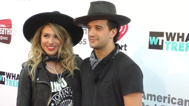 BC Jean Mark Ballas of Alexander Jean at the What's Trending's Fourth Annual Tubeathon Benefitting American Red Cross at iHeartRadio Theatre in...
