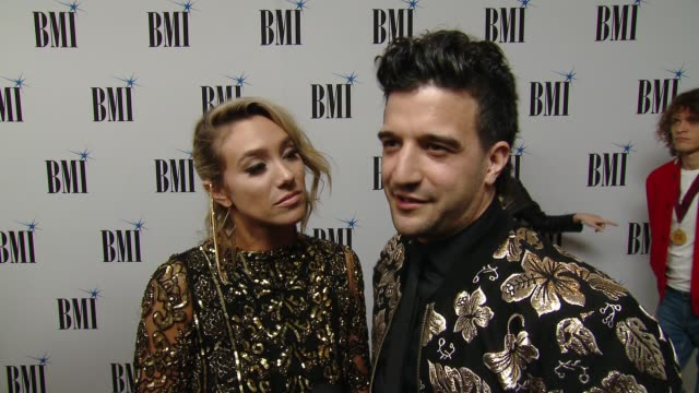 Jean Mark Ballas on what it takes to be a songwriter the secret to writing a timeless pop song at 66th Annual BMI Pop Awards in Los Angeles CA