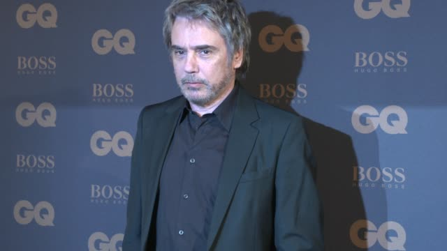 Jean Michel Jarre at GQ Hommes 2016 on January 24 2016 in Paris France
