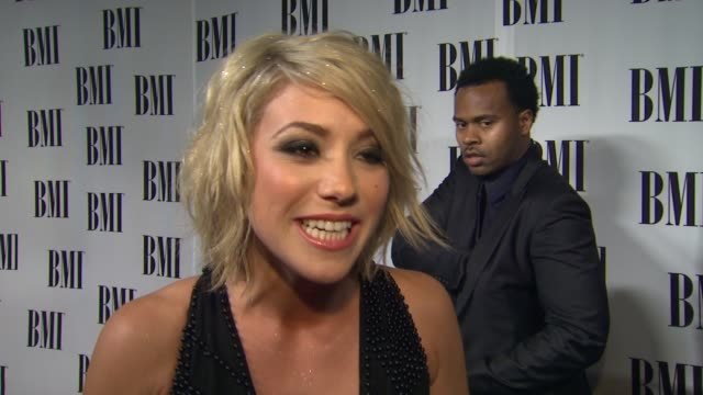 Jean on the event at 60th Annual BMI Pop Awards on 5/15/12 in Los Angeles CA