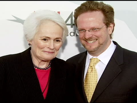 Jean Picker Firstenberg and Bob Gazzale at the Target Presents AFI's 40th Anniversary at Arclight Cinemas in Hollywood California on October 3 2007